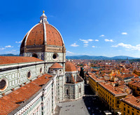 Florence, Italy. Cathedral of Saint Mary of the Flowers